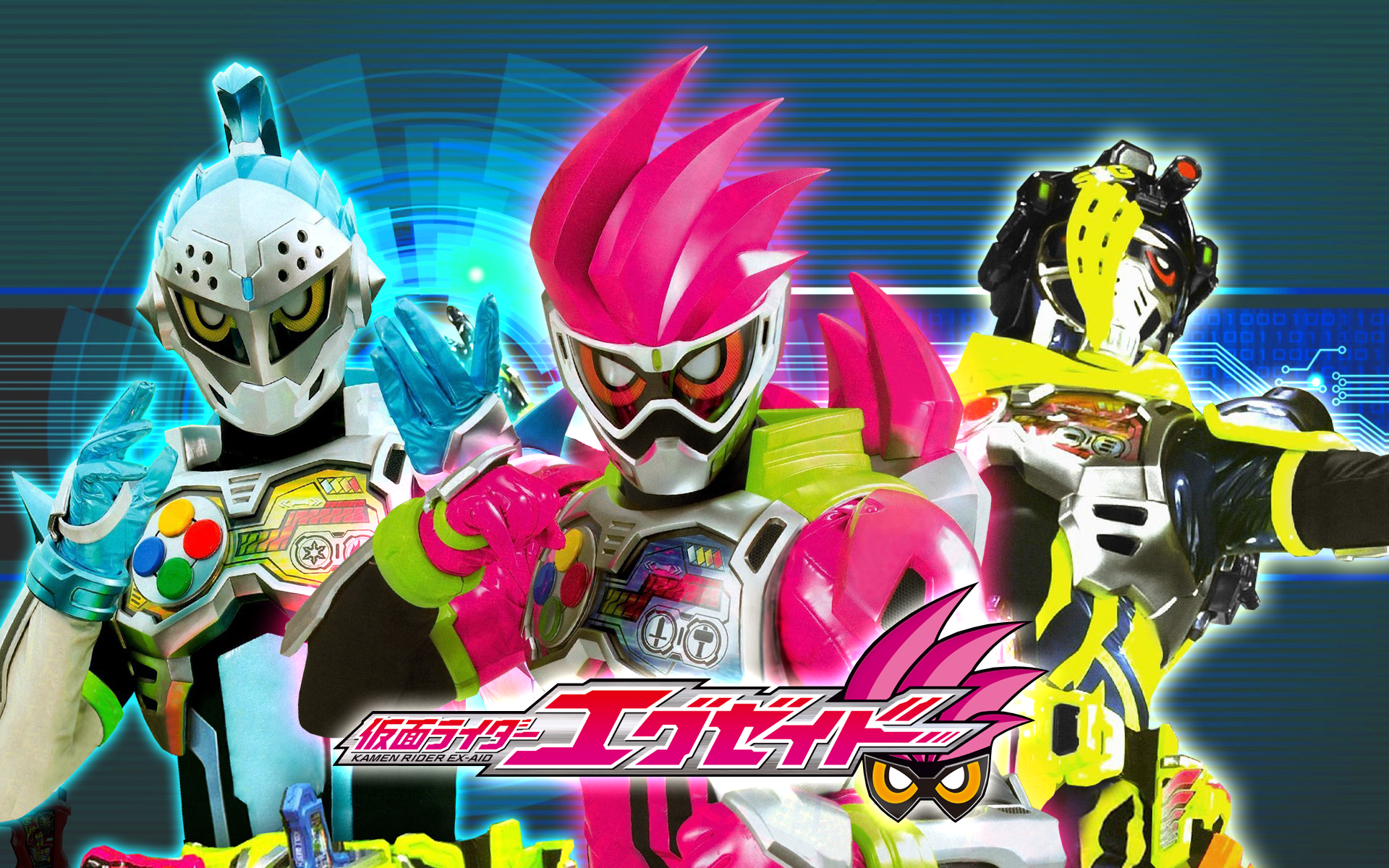Kamen Rider Ex Aid Series Review The Making Of A Masterpiece