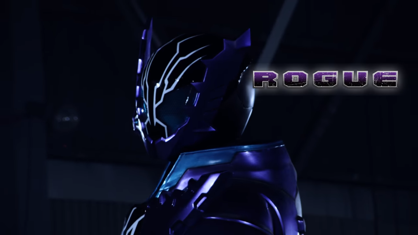 Kamen Rider Rogue Blu Ray Special Preview Toku Toy Store