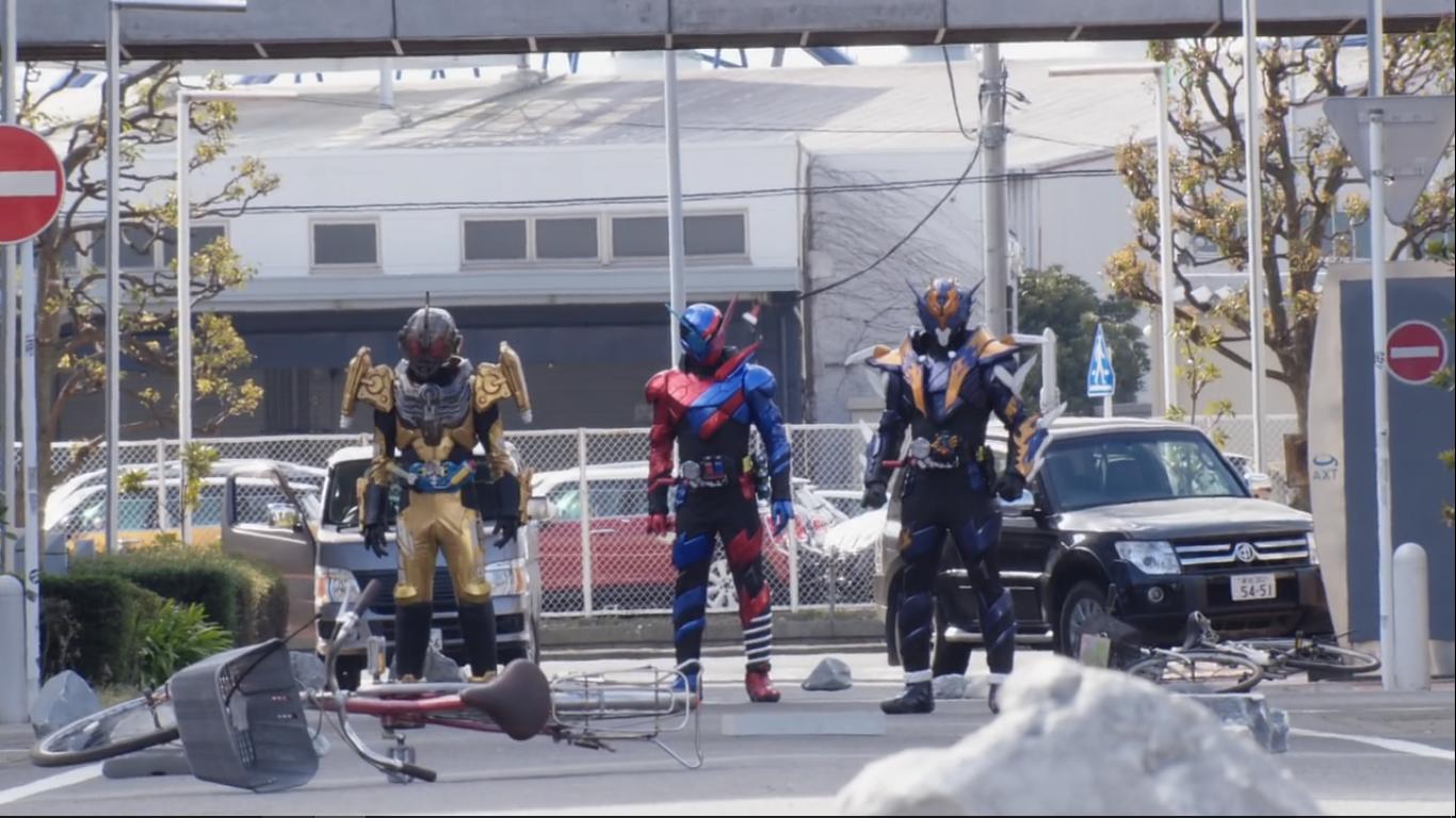 Kamen Rider Build Episode 30 Review – Toku Toy Store